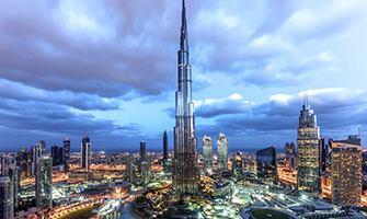 Destination of the Month: <br />Dubai