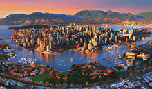 Destination of the Month: <br /> Vancouver