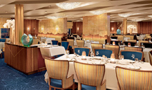 Holland America Line: Fine Dining at Sea