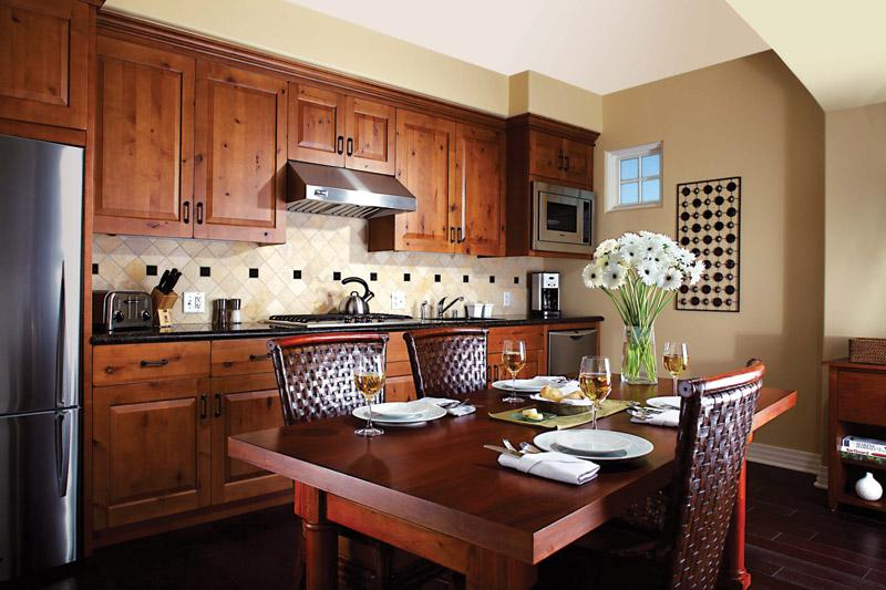 Casita Suite Kitchen