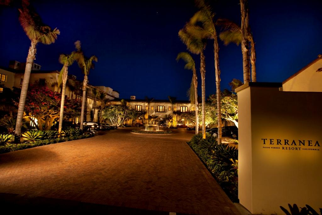 Main Entrance of Terranea Resort