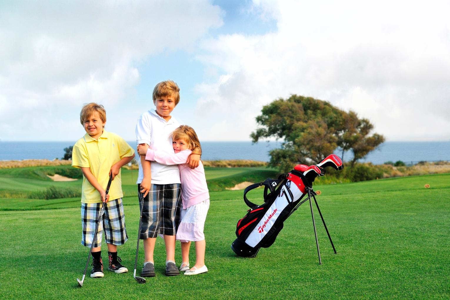 Kids golf camp