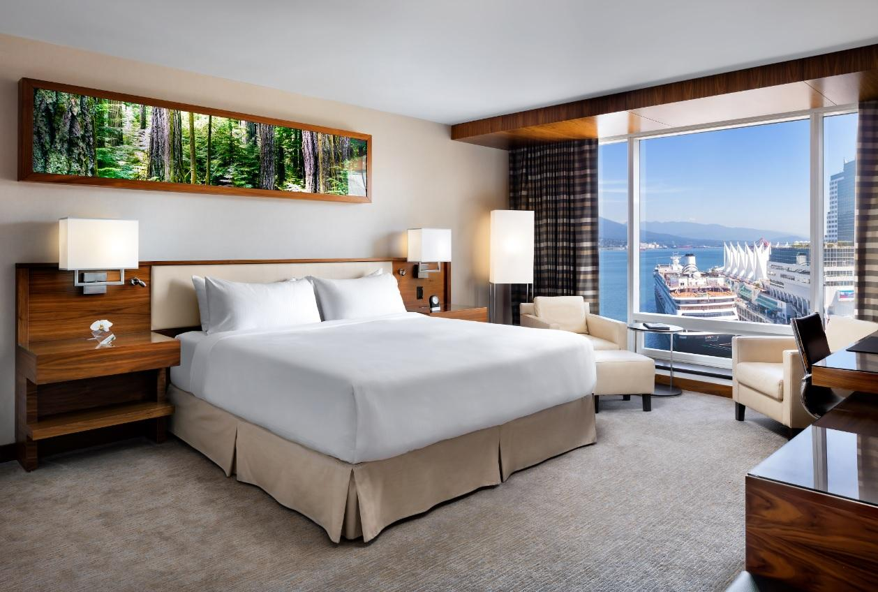 Signature Harbour Mountain View Room