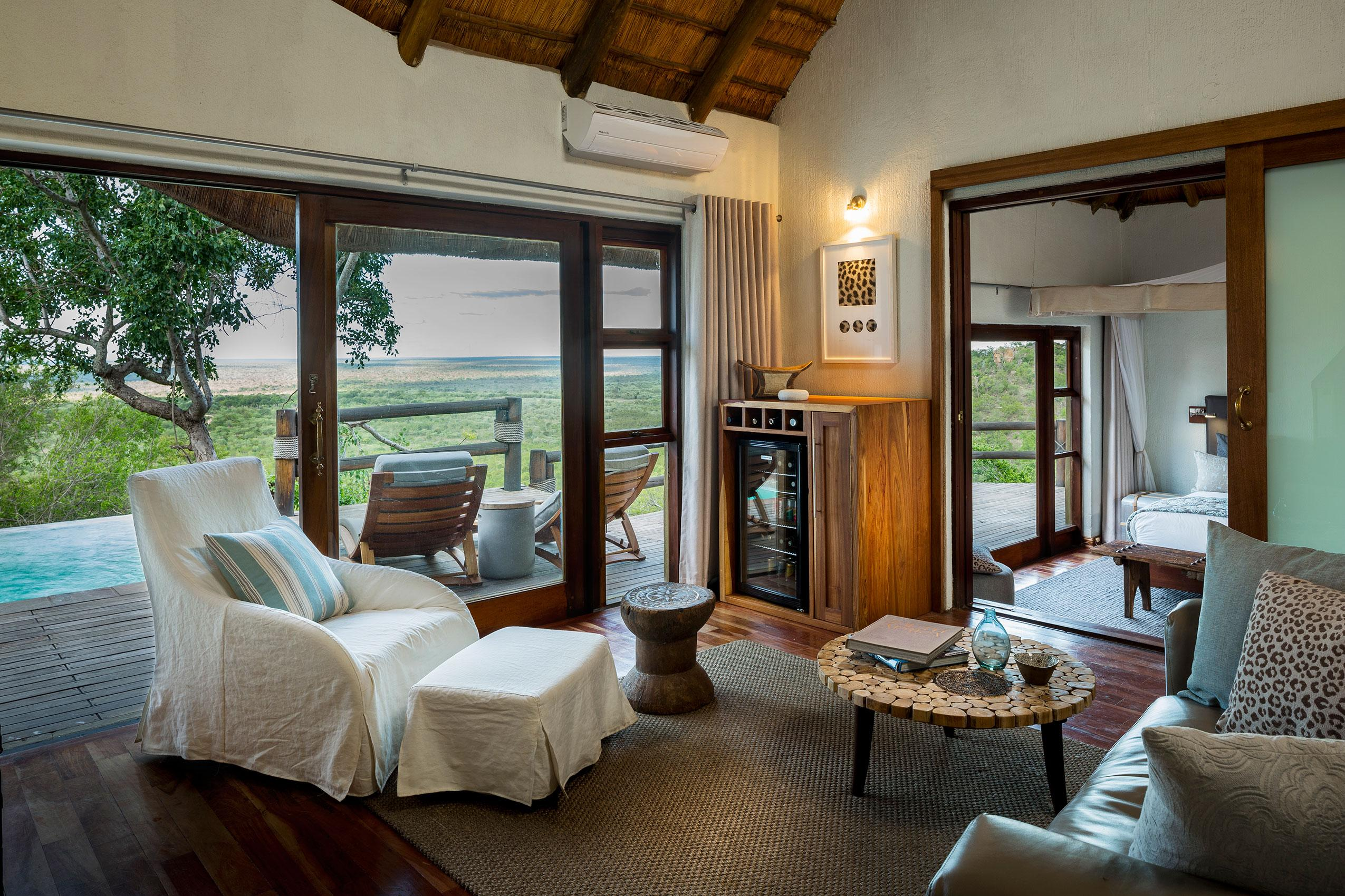 Rock Lodge Makwela Dawn Suite