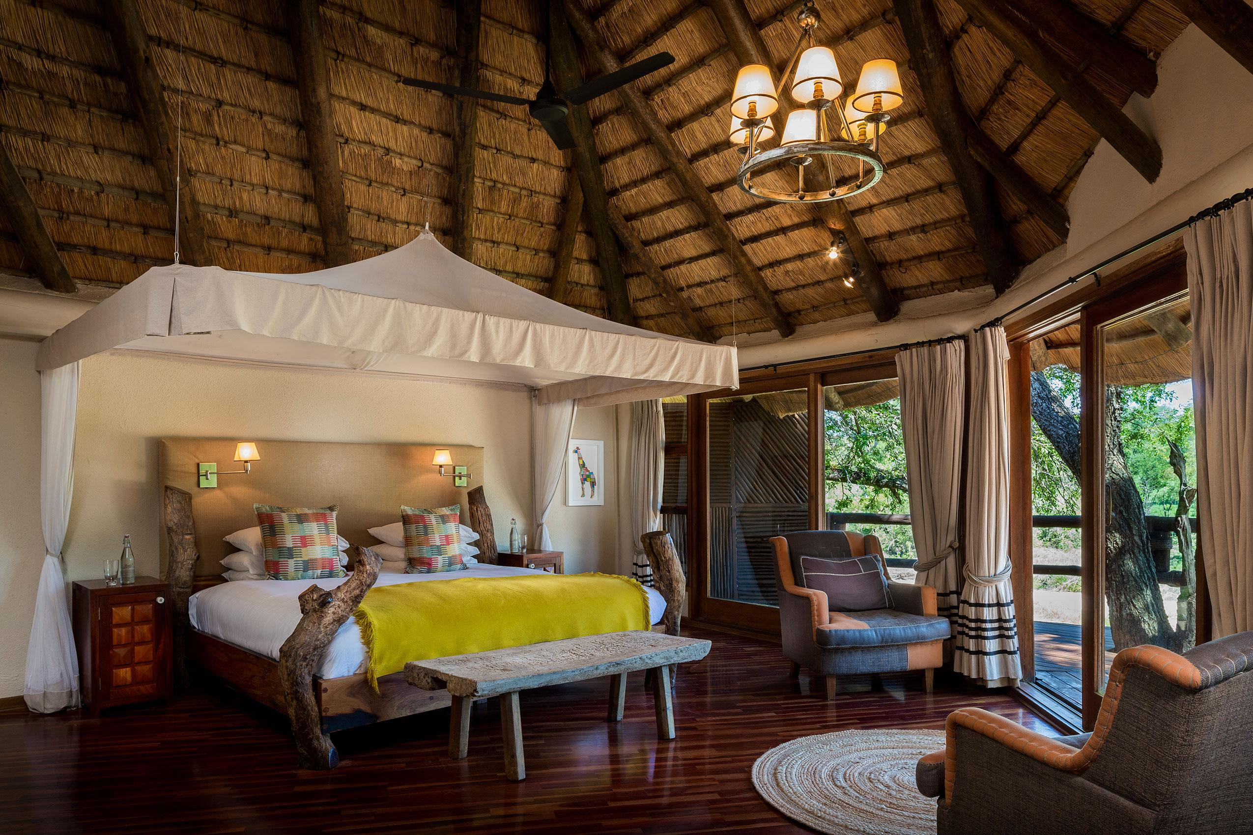 Safari Lodge-River Room 1
