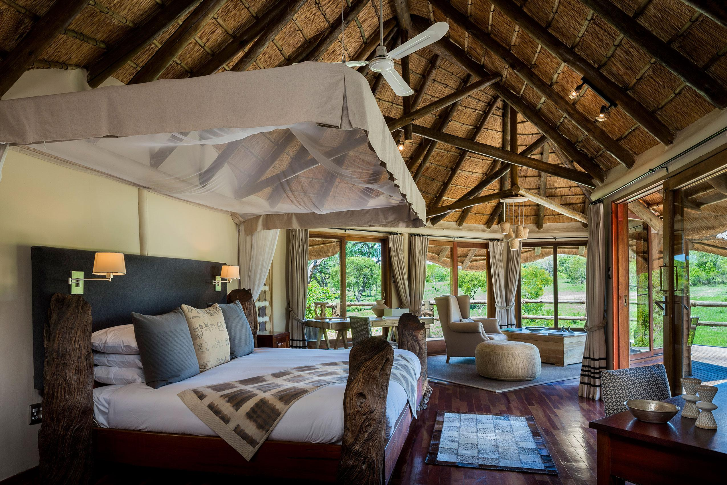 Safari Lodge-River Room 2