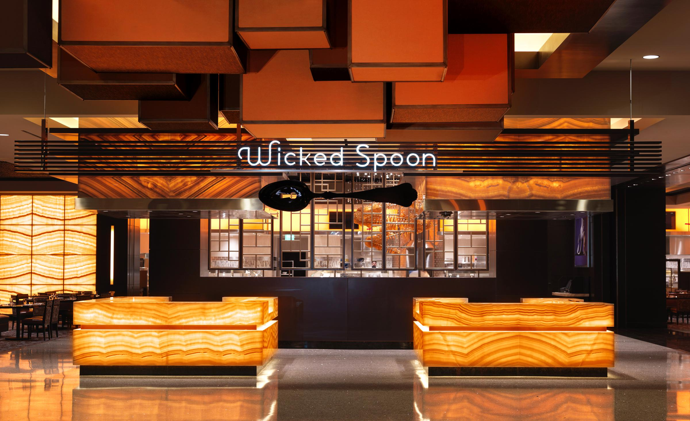 Wicked Spoon Buffet