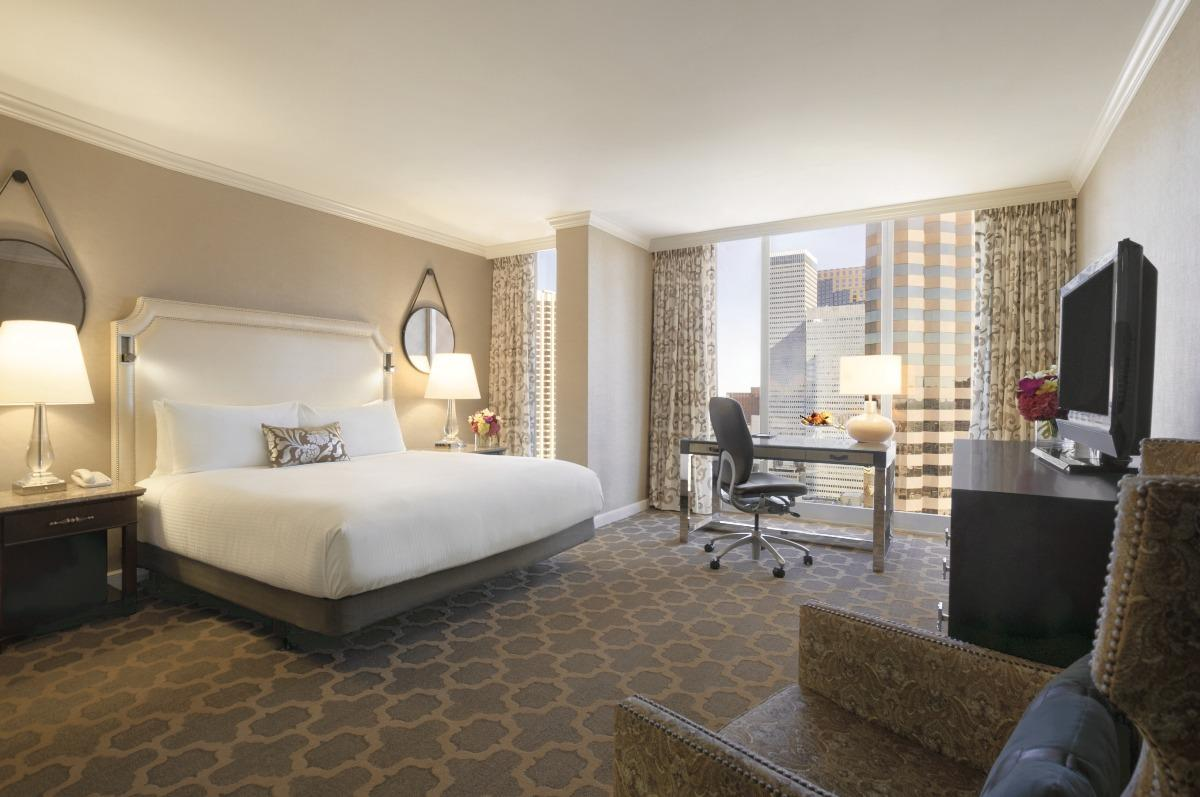 Fairmont King Room Type