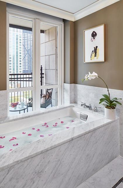 Over-sized Soaking Tubs