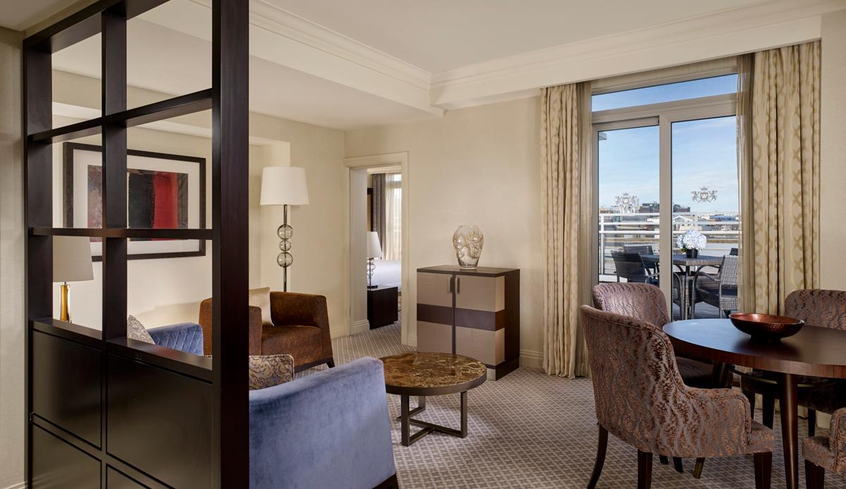 Berkeley Terrace Suite