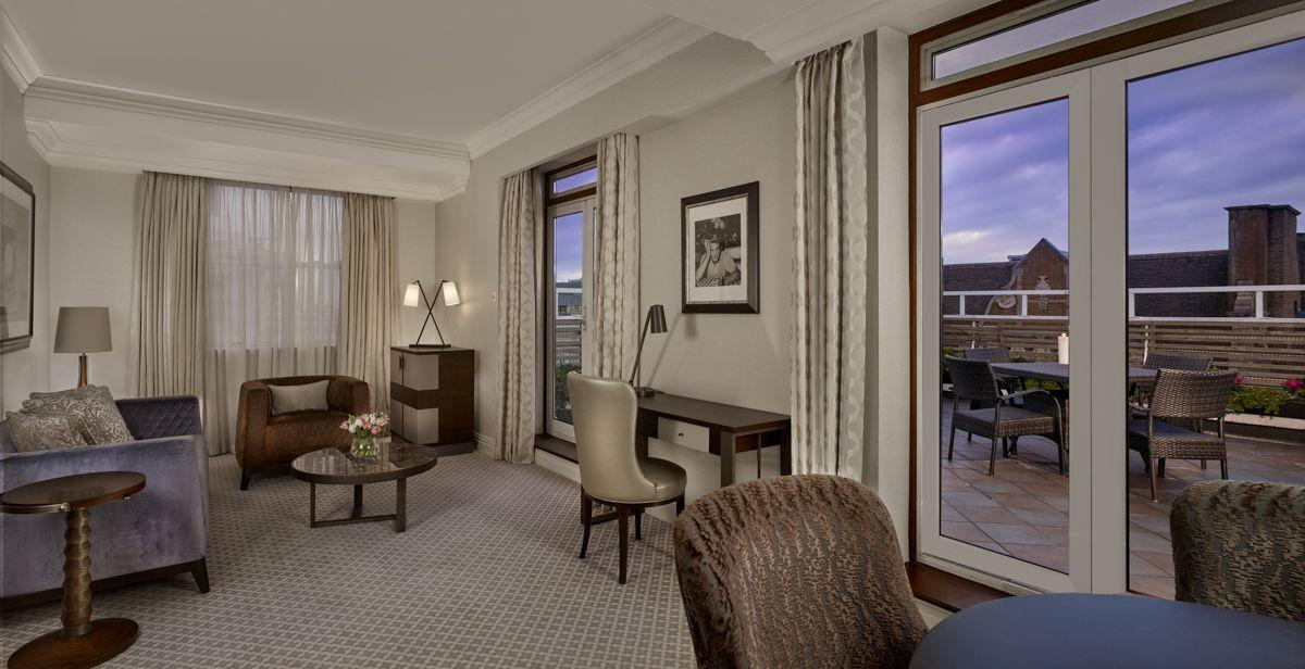 Hanover Terrace Suite