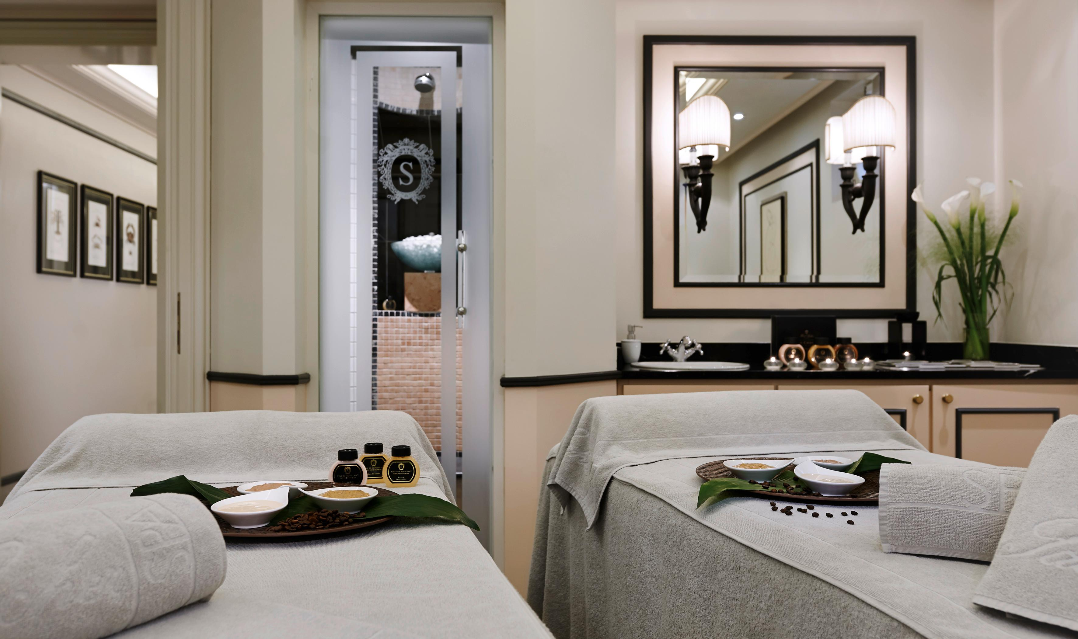 Treatment Suite at Sacher Boutique Spa