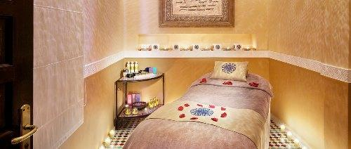 Kasbah Tamadot - Spa Treatment Room