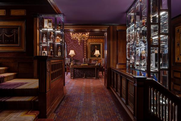 Rarities , Exclusive Lounge in the Villard Mansion