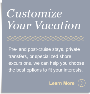 customize your vacation