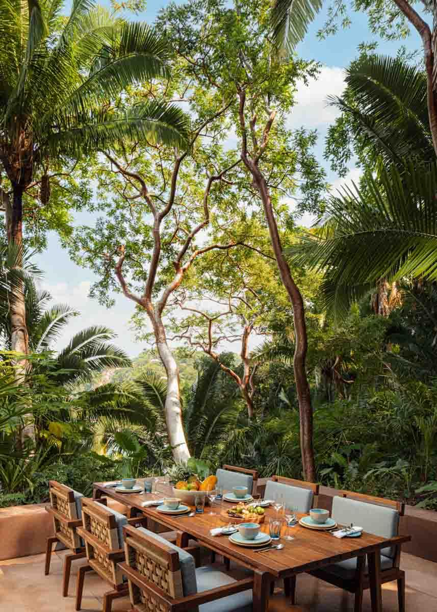 Villa Jaguar - Outdoor Dining