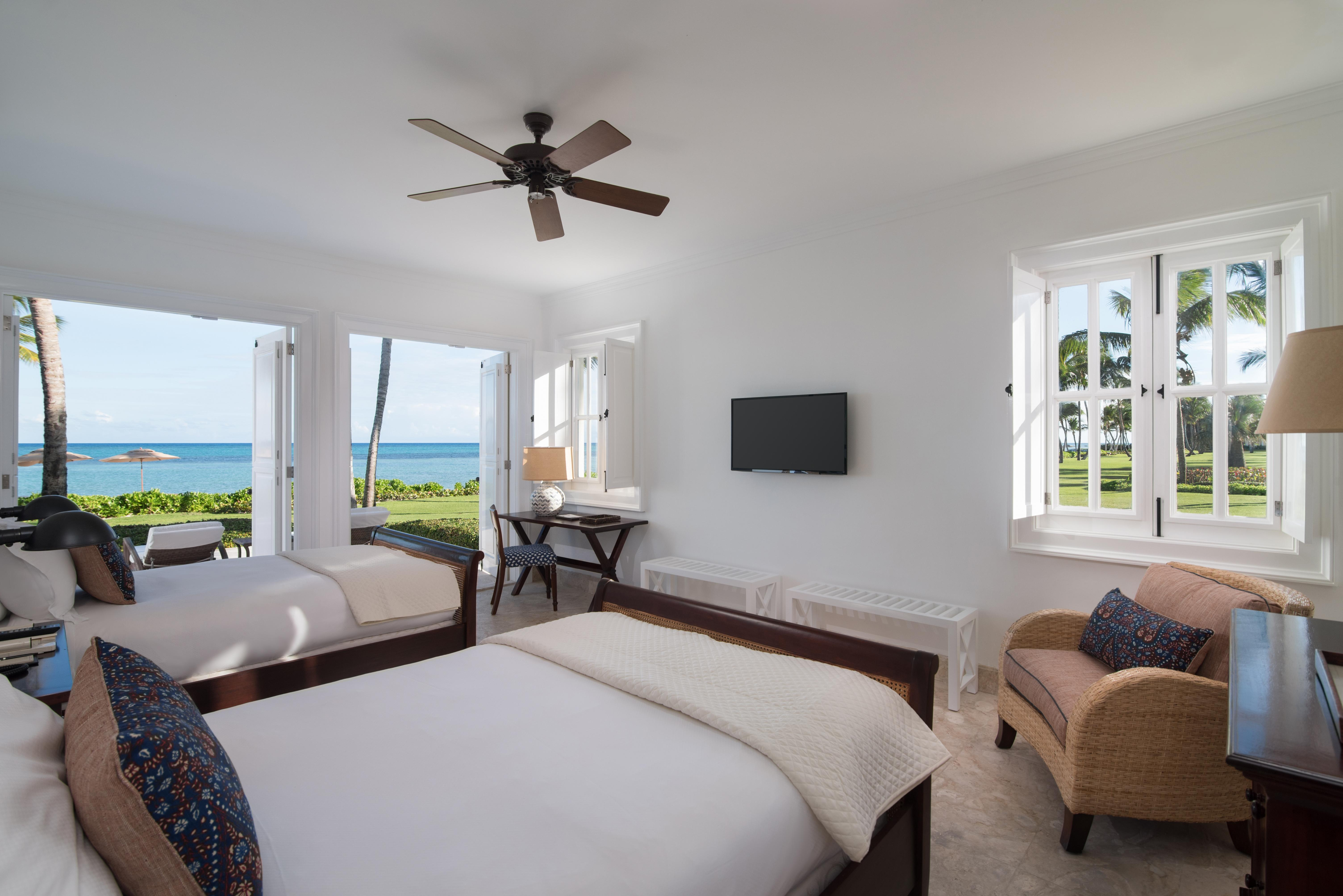 Ocean Front Two Bedroom Suite (Second Room)