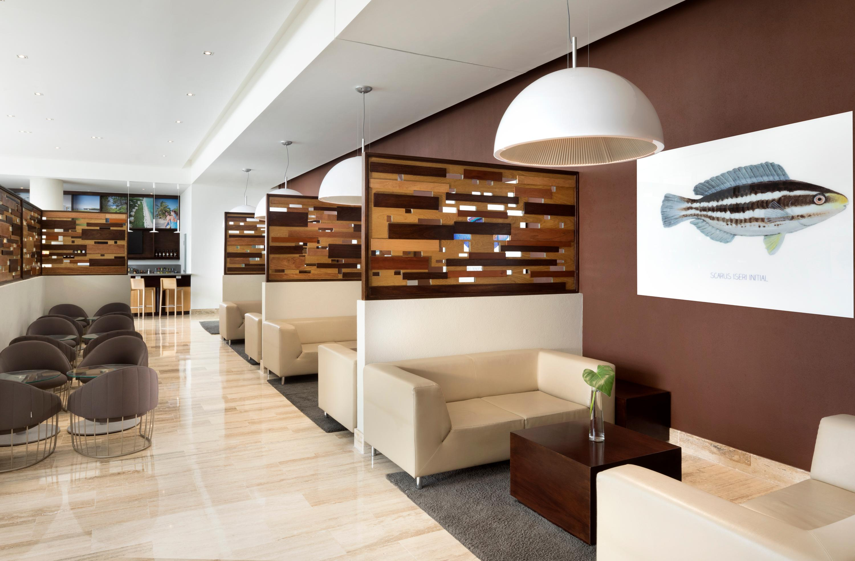 VIP Lounge at Punta Cana International Airport
