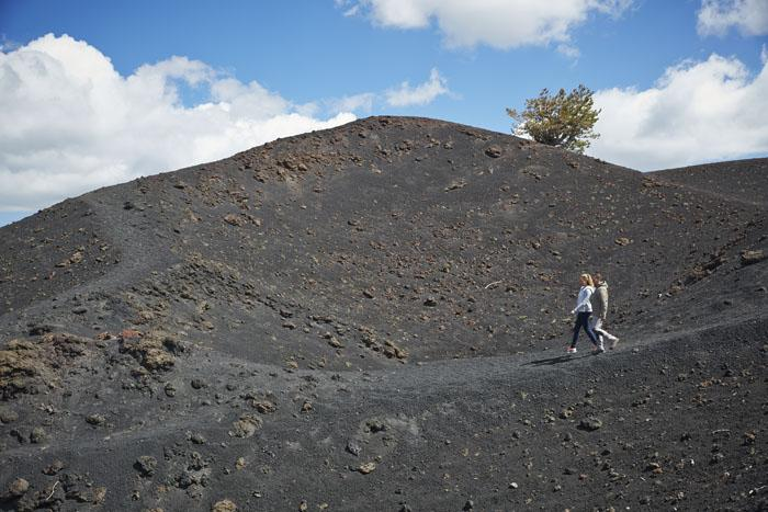 Discover Mount Etna, the highest volcano in Europe