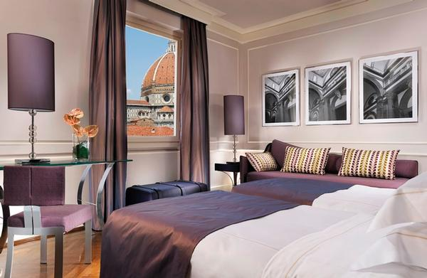 Deluxe Room with Duomo View